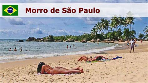 Morro de São Paulo   Traumstrände in Brasilien   YouTube