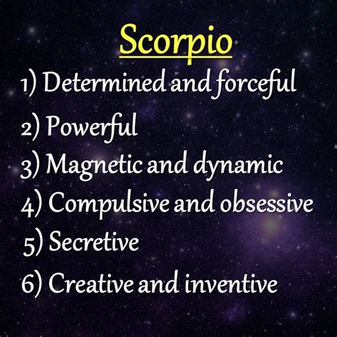Most Dominant Personality Traits Of Each Zodiac Sign   T&L