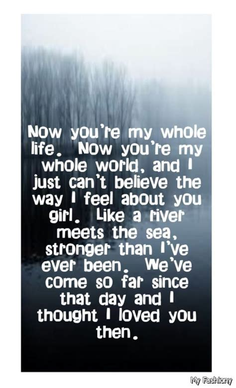 Most Famous Song Lyrics Quotes. QuotesGram