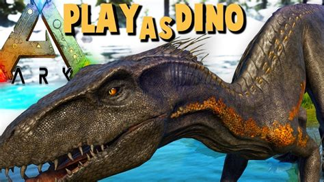 MOST REALISTIC UPDATE EVER!   Ark Play As Dino Update ...