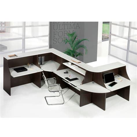 Mostrador H2   IN&OFFICE. Reforma de oficinas en Barcelona ...