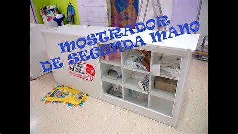 MOSTRADOR TIENDA | SEGUNDA MANO | SEGUNDAMANO | ANUNCIOS ...