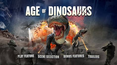 Motion Graphics Design Los Angeles | Age of Dinosaurs ...