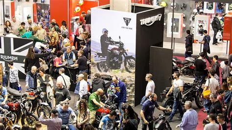 Motivos para visitar el salón Vive la Moto Barcelona 2019