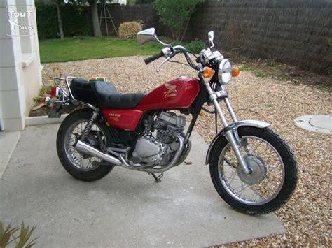 Moto 125 cm3 honda cm custom Centre