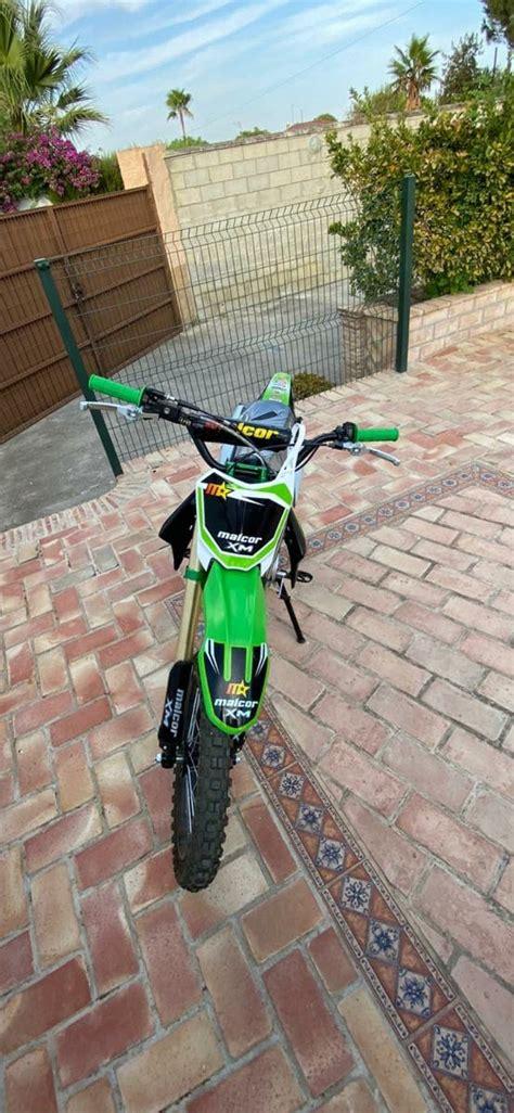 Moto 125cc de segunda mano por 690 € en Utrera en WALLAPOP
