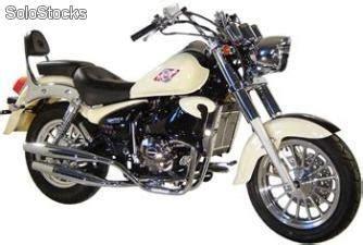Moto 125cc Sumco Mohicano Replica Harley Davidson
