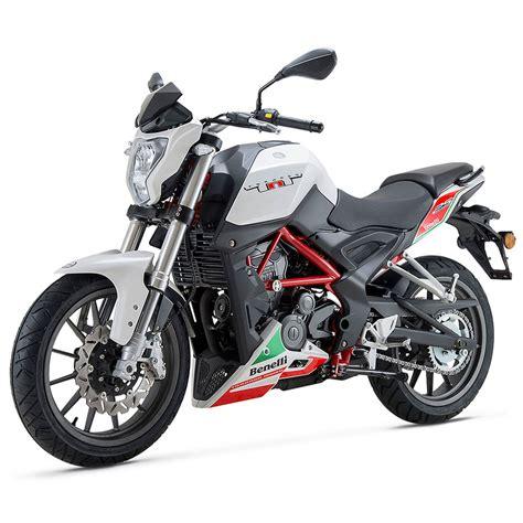 Moto Benelli Tnt 25   maxihogar
