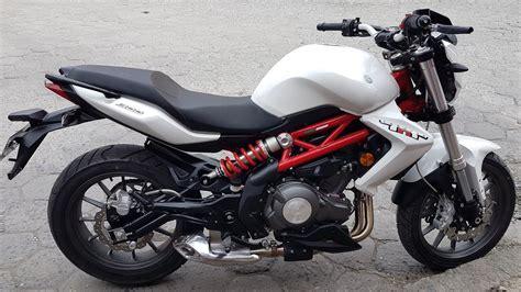 Moto Benelli TNT 300  2020    YouTube