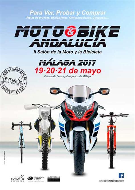 Moto & Bike Málaga Andalucía 2017, Salón de la Moto y la ...