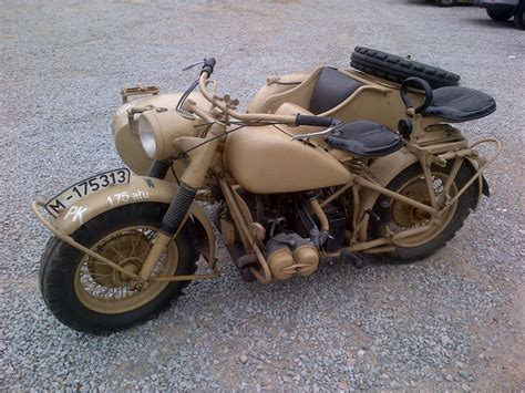 Moto bmw segunda guerra mundial venta