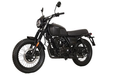 Moto BRIXTON BX125 X SCRAMBLER, Paradise Moto ...
