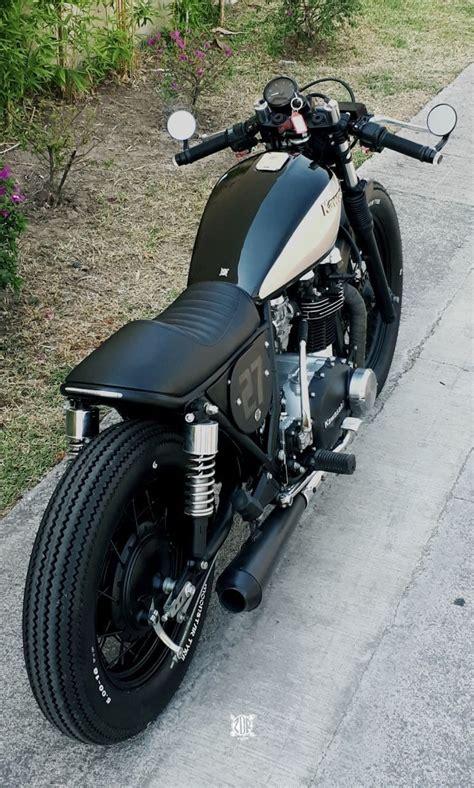 Moto Cafe Racer Kawasaki 1982   $ 75,000 en Mercado Libre