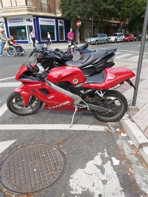 Moto Cagiva Mito 125CC de segunda mano por 3.300 € en ...