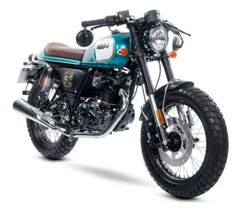 Moto Carabela Dirty Jack 250cc Café Racer 2020 $54999 ...