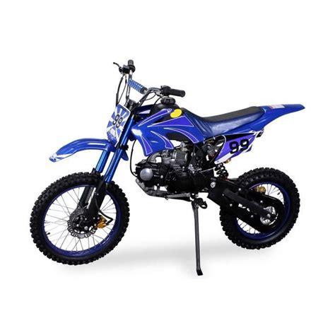 Moto Cross Dirtbike Enduro 4 Temps pour jeunes 125cc 17/14 ...