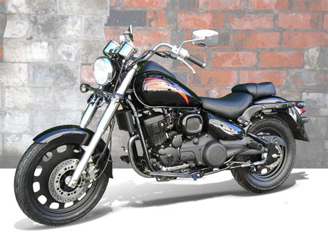 Moto custom 125 occasion   Univers moto