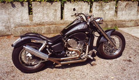 Moto custom: Honda VT 750 CL | Bad Bike