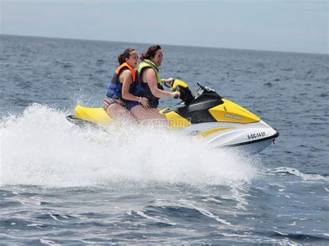Moto de agua 2 personas en Playa Chica, 20 minutos ...