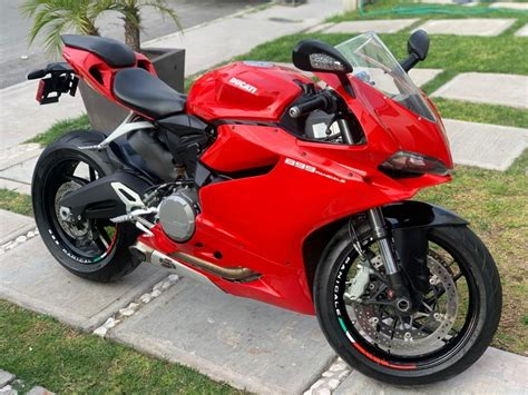 Moto De Pista Ducati 899 Panigale Modelo 2015   $ 260,000 ...