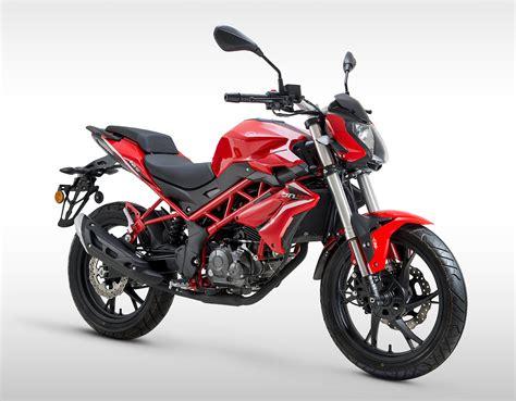 Moto del día: Benelli BN 125   espíritu RACER moto