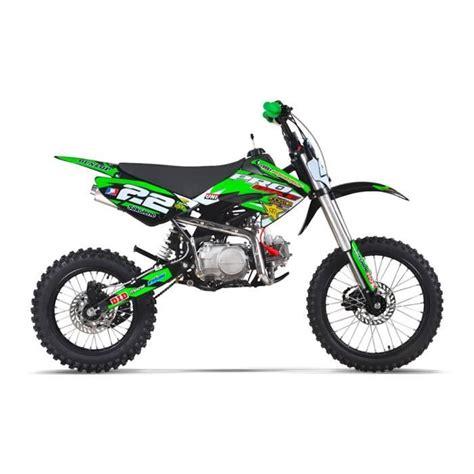Moto Dirt bike 125 cc Dirt bike PROBIKE grandes roues ...