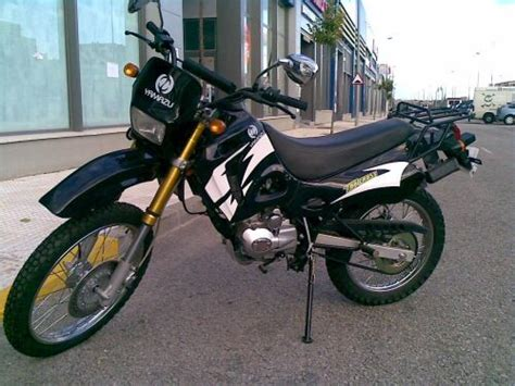 Moto Enduro 125 Yamazu Top Cross barata