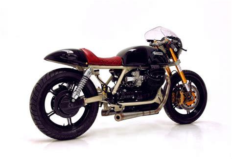 Moto Guzzi 850 Cafe Racer by HCG – BikeBound