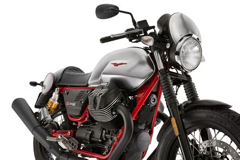 Moto Guzzi V7 III Racer   L authentique Moto Italienne ...