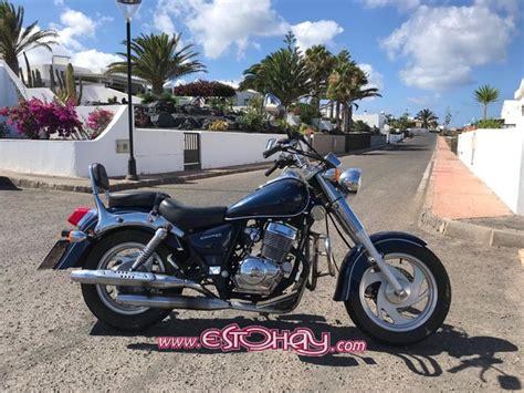 Moto Hammel Chopper 250 ccm Charco del Palo » EstoHay.com ...