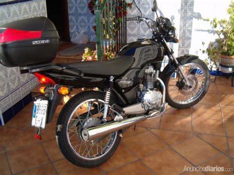 MOTO HONDA CG 125 cc.   Motos de Segunda Mano en Écija
