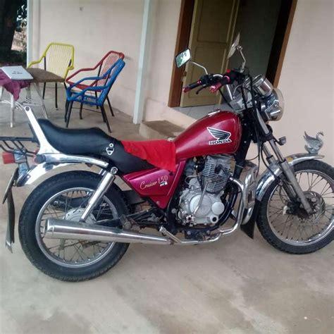 Moto Honda Custom 150 cc   MariaAngeles   ID 551823