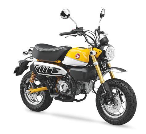 Moto Honda Monkey 125 2021   KASIA