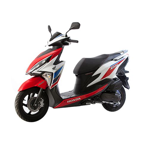 Moto Honda Scooter New Elite Fi