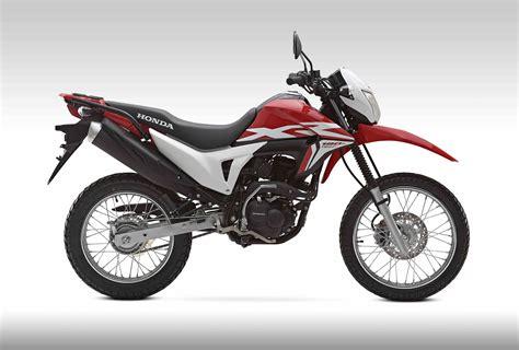 Moto Honda XR 190L