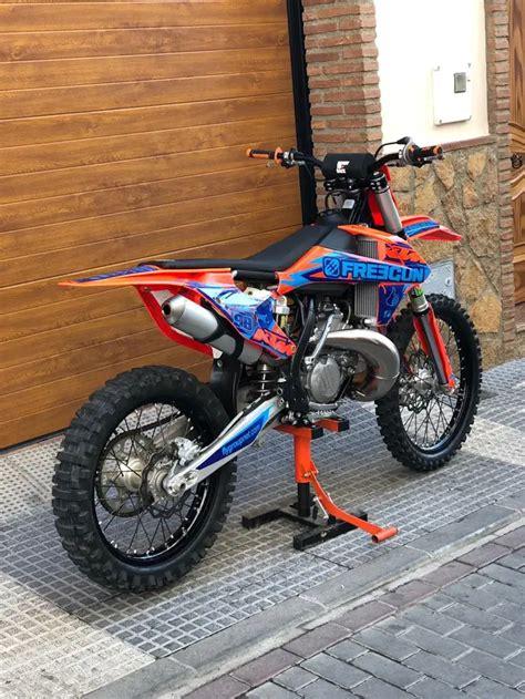 Moto ktm 250 sx Freestyle de segunda mano por 5.200 € en ...