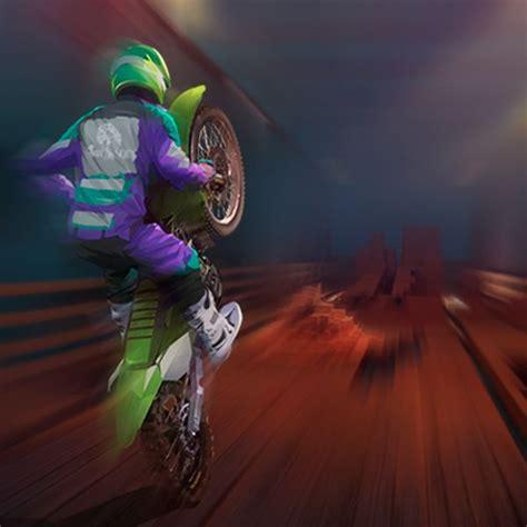MOTO MANIAC 2   Juega Moto Maniac 2 en Pais de Los Juegos ...