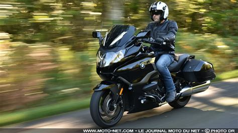 Moto Net.Com on Twitter:  Essai #BMW #K1600B : Power ...