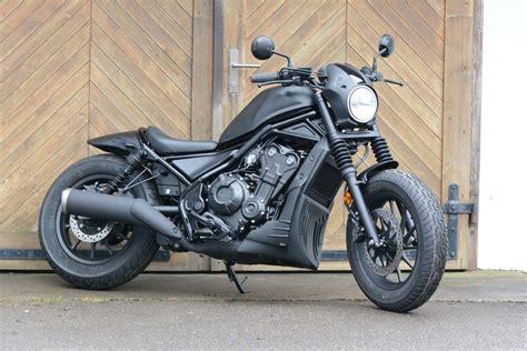 Moto neuve acheter HONDA CMX 500 Rebel Custom HKB HONDA ...
