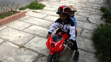 Moto ninja para niño 1.4 Moto para niños de 50cc ...