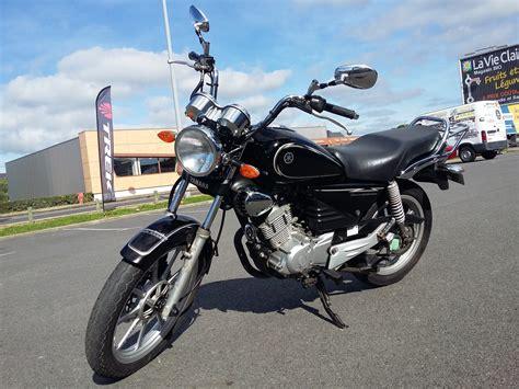 Moto occasion yamaha 125 sr   Auto moto et pièce auto