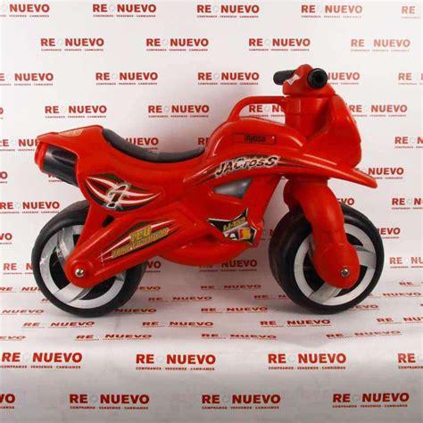 Moto Roja JACROSS E268222 # motobebe # de segunda mano ...