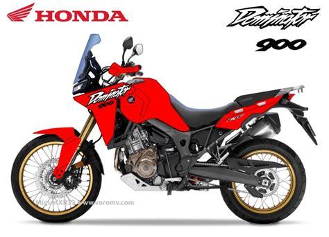 Moto Rollos: Novedades 2020. ESPECIAL FUTURO. Honda Africa ...