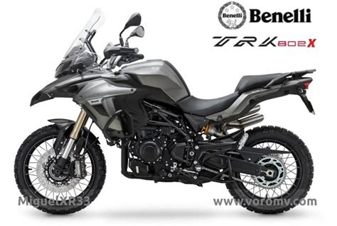 Moto Rollos: Novedades 2021. ¡Benelli va a tope!: TRK 802 ...