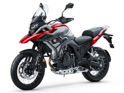 Moto Rollos: Novedades 2021. Macbor Montana XR5 500 ...