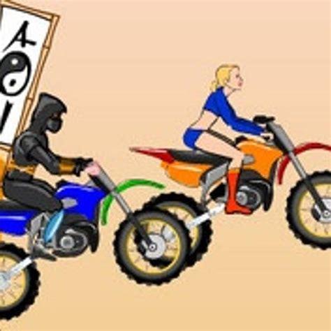 MOTO RUSH 2   Juega Moto Rush 2 en Pais de Los Juegos / Poki