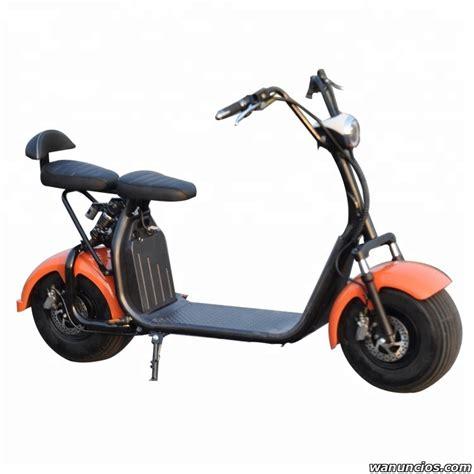 Moto Scooter Electrica   Málaga
