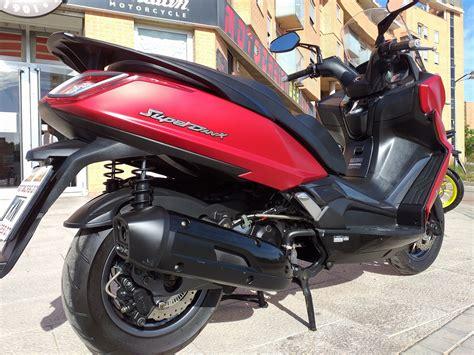 Moto segunda mano Kymco Super Dink 125 ABS