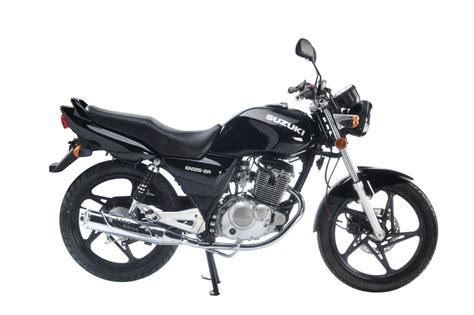 Moto Suzuki EN125 – Moto Caribe