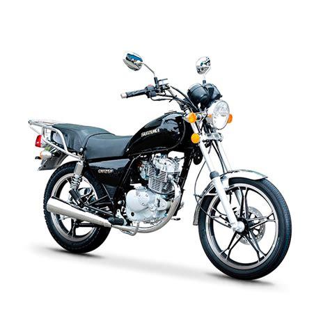 Moto Suzuki Gn 125 F Cafe Racer Nueva Custom Tracker 0km ...